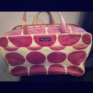 Used Kate Spade Makeup and Accessories Bag